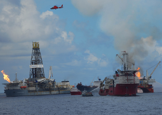 Photo by Deepwater Horizon Response