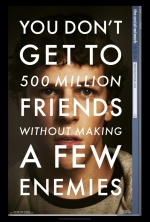 The Social Network movie poster 1