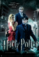 harry potter and the deathly hallows 1 poster