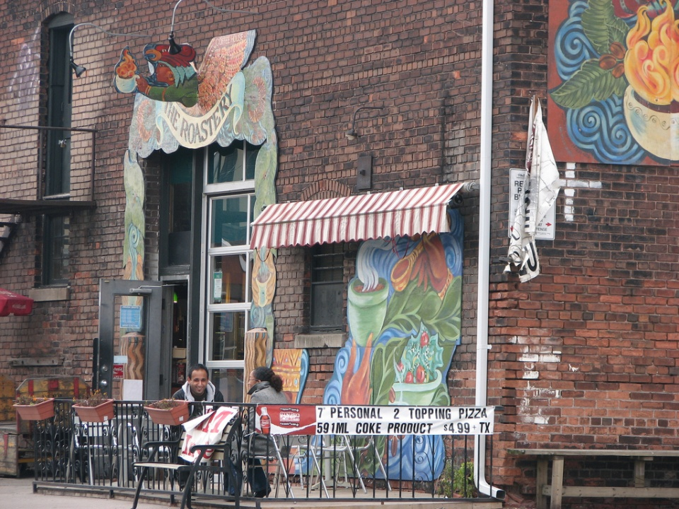 Restaurants Near Liberty Village Toronto