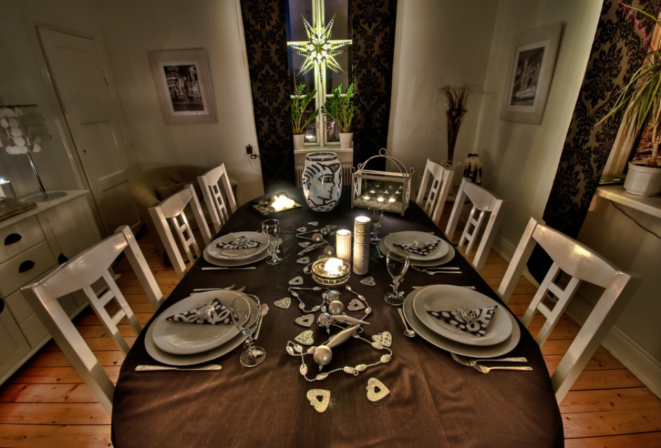 House Dinner Party Ideas Part - 24: Dinner Party By Anders P