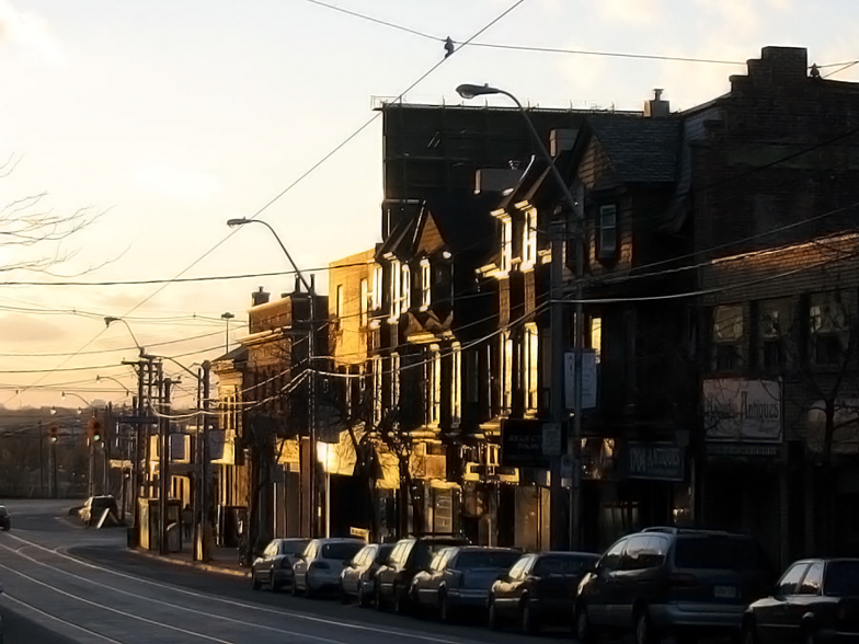 Queen Street West by Sookie