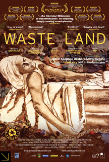 Waste Land poster by Wikimedia Commons