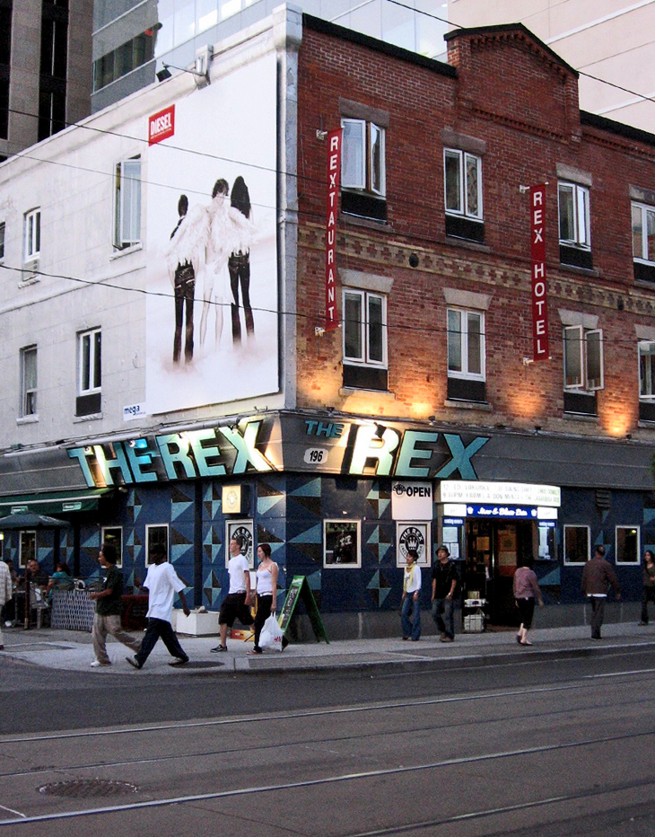 Rex Hotel Toronto Music