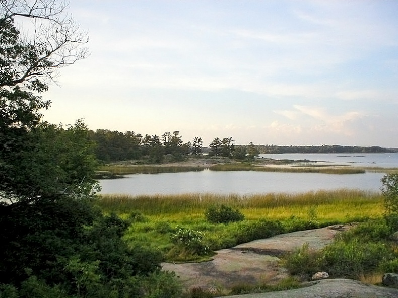 Beausoleil Island by Wikimedia Commons