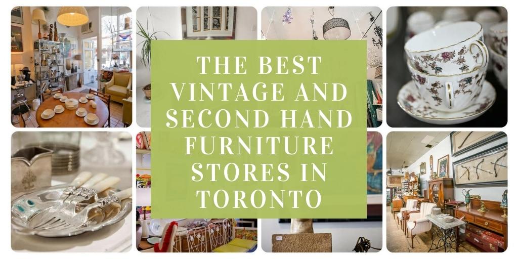 Best Vintage Amp Second Hand Furniture Stores In Toronto