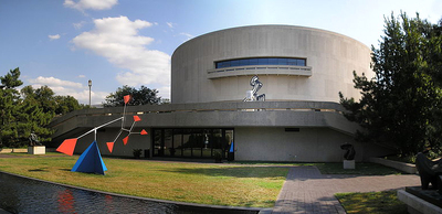 Hirshhorn Museum by Wikimedia Commons