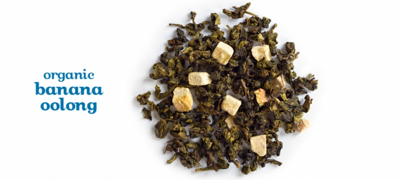 Banana Oolong