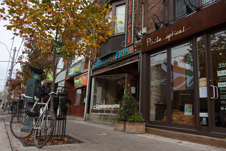 Roncesvalles Village - Chocolateria