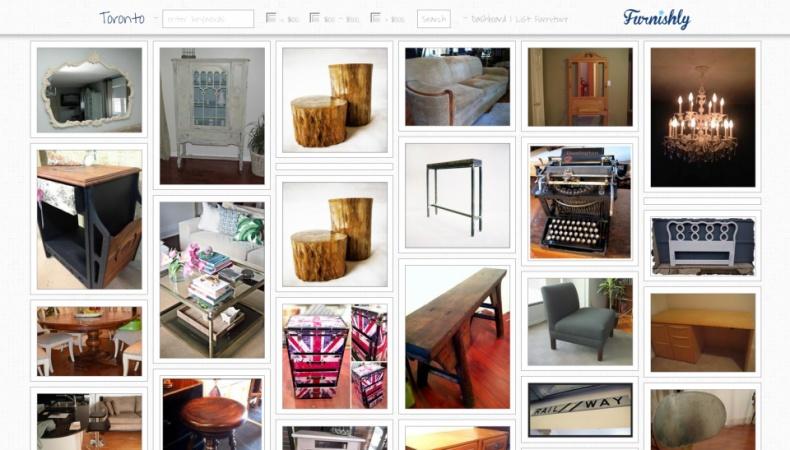 Toronto Second Hand Furniture Store Furnishly