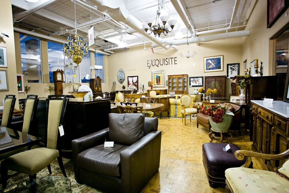 Second Hand Furniture Stores In Toronto Of Things Past