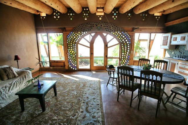 Earthship Green Homes: Life Without Bills?