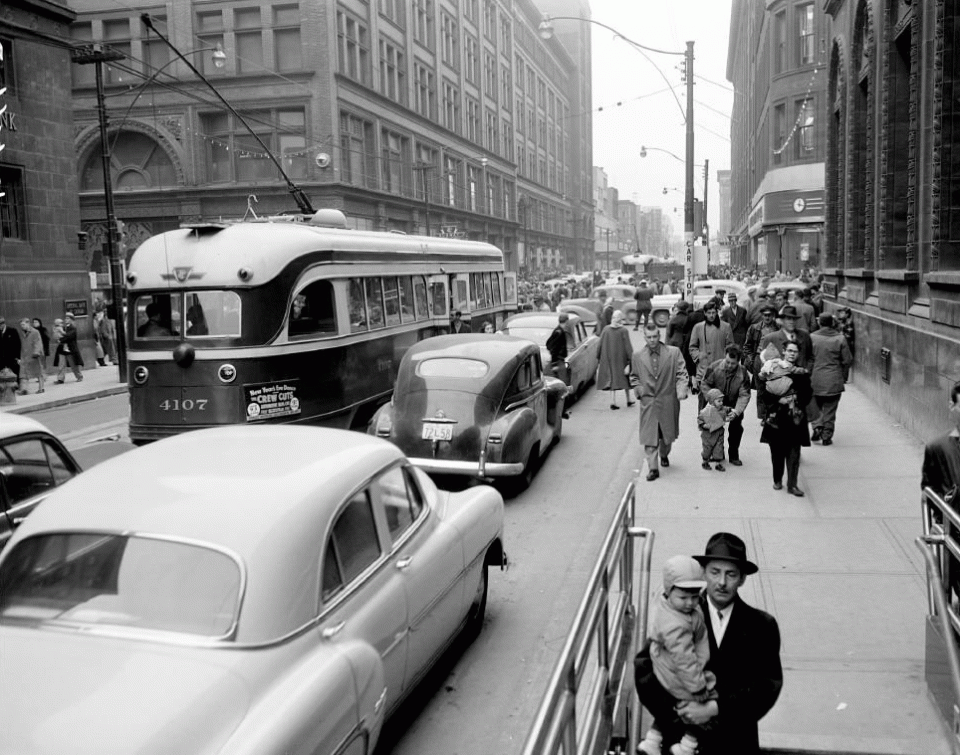 Top 20 Photos From Toronto S History