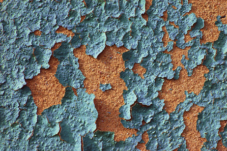 Peeling Paint by pps