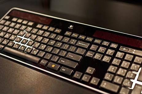 wireless keyboard by mbtrama