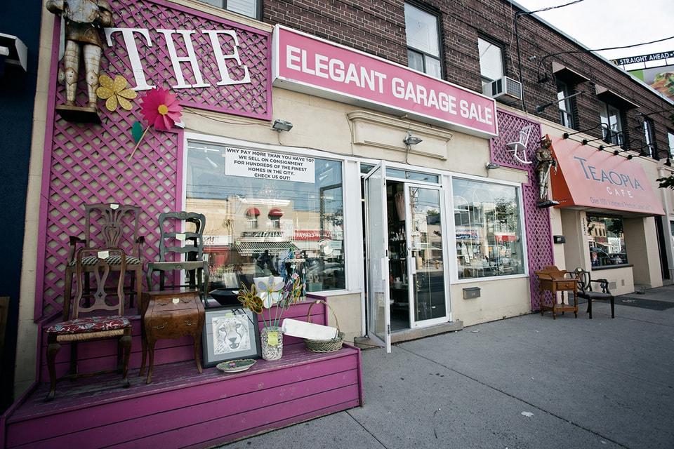 Second Hand Furniture Stores Guide Elegant Garage Sale