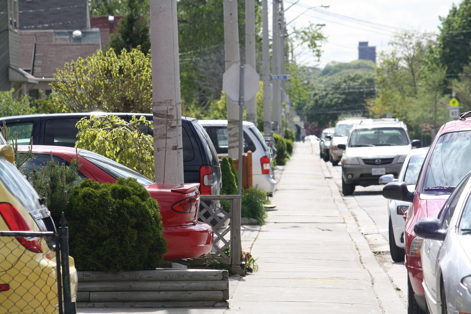 Parking In Toronto Permits Shared Driveways And Parking Pads