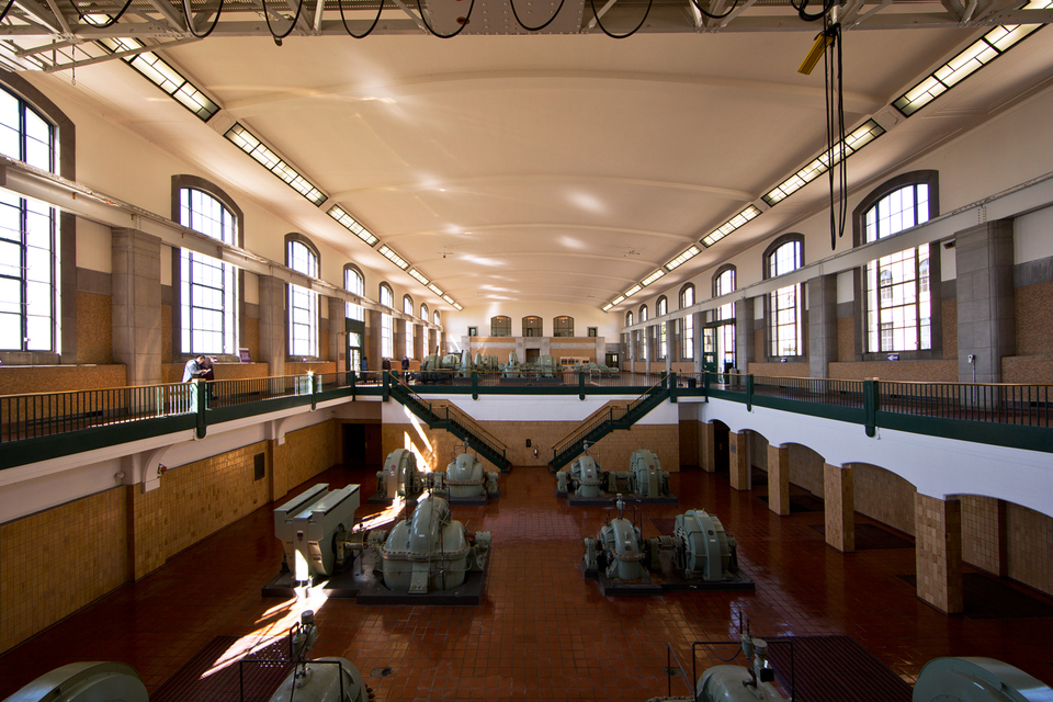 Rc Harris Water Treatment Plant The Palace Of Purification