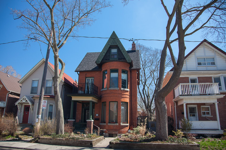 High Park North Homes