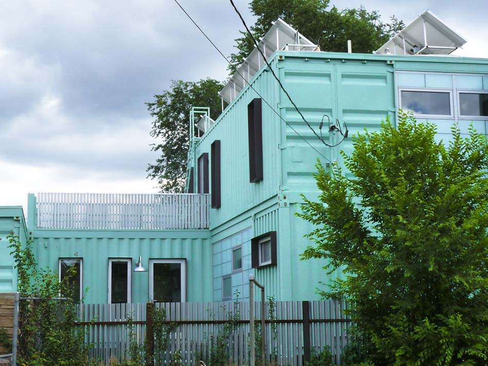 Shipping Container Homes A Viable Housing Alternative