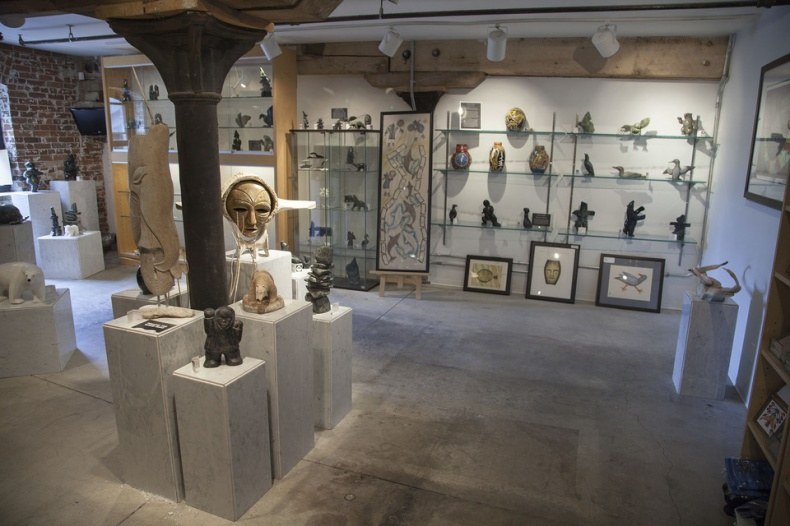 Eskimo Art Gallery