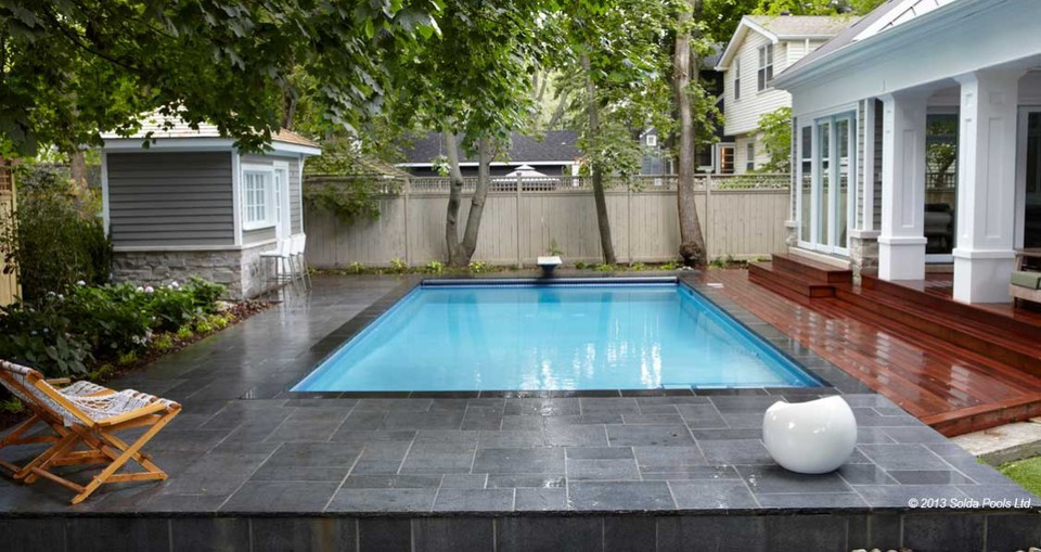 Best swimming pool builders in toronto for Pool design companies near me