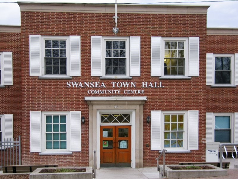 Swansea Town Hall Community Centre