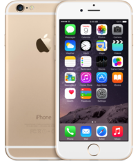 iphone6 gold select 2014