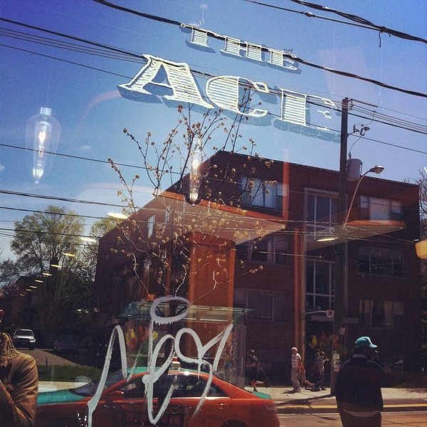 the ace exterior
