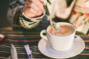 coffee-cup-spoon-cappuccino