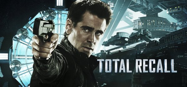 Total Recall (2012) Poster