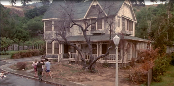 The house in the movie The Burbs