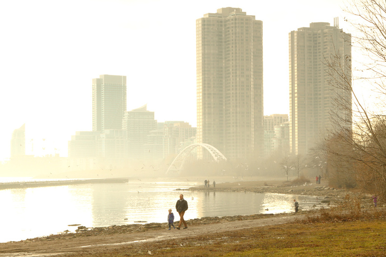 Humber bay by synestheticstrings