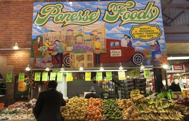 panesse fruit stand