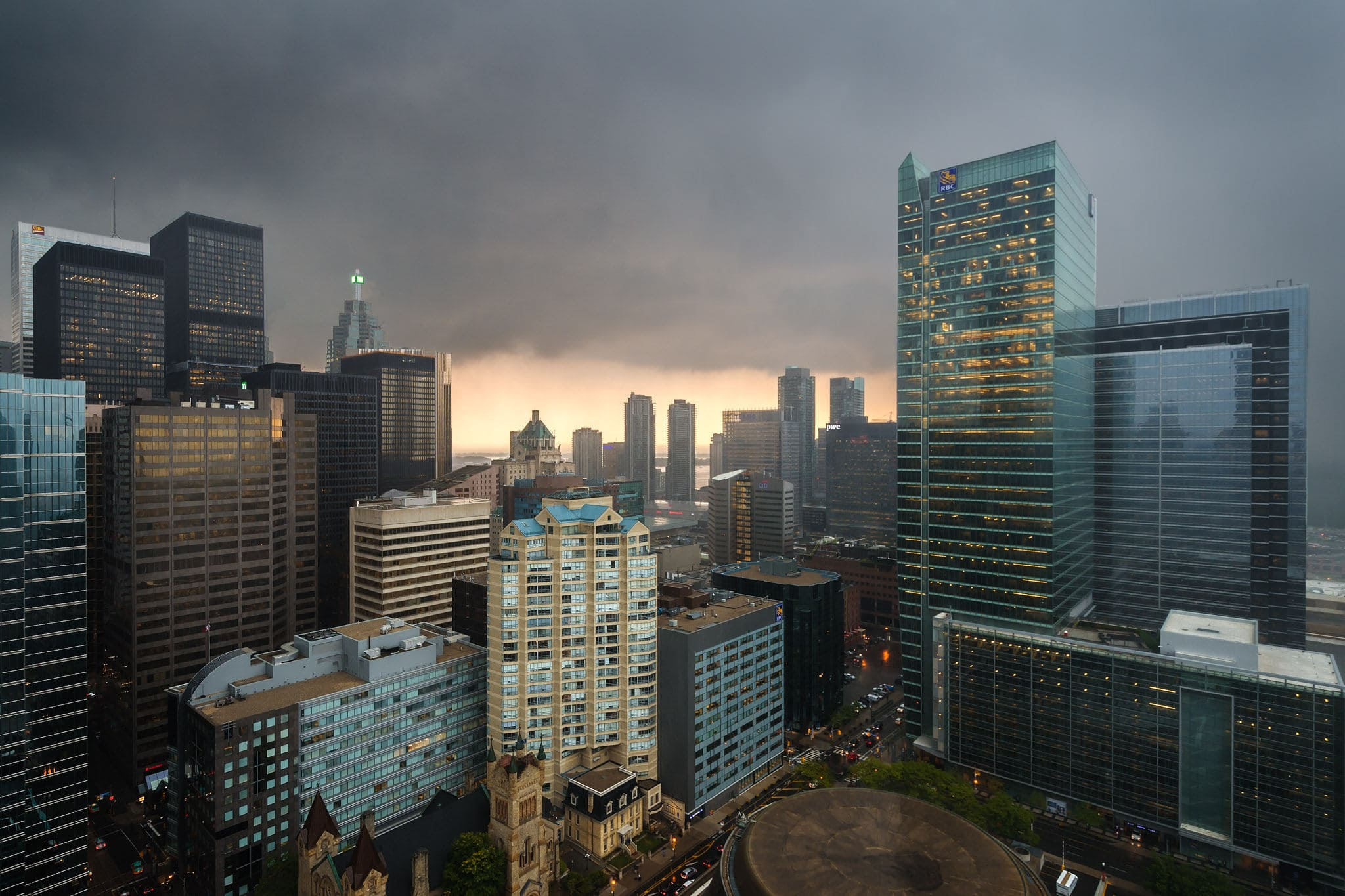 Surviving on the Front Lines of a Downtown Toronto Bidding War