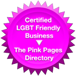 LGBT Friendly Business Seal