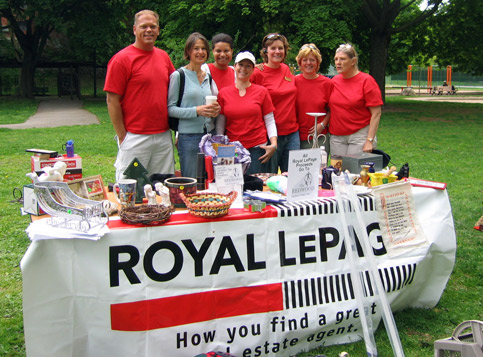 Royal LePage Outreach - Redwood Shelter