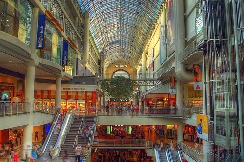 Eaton Centre - by christopher.woo