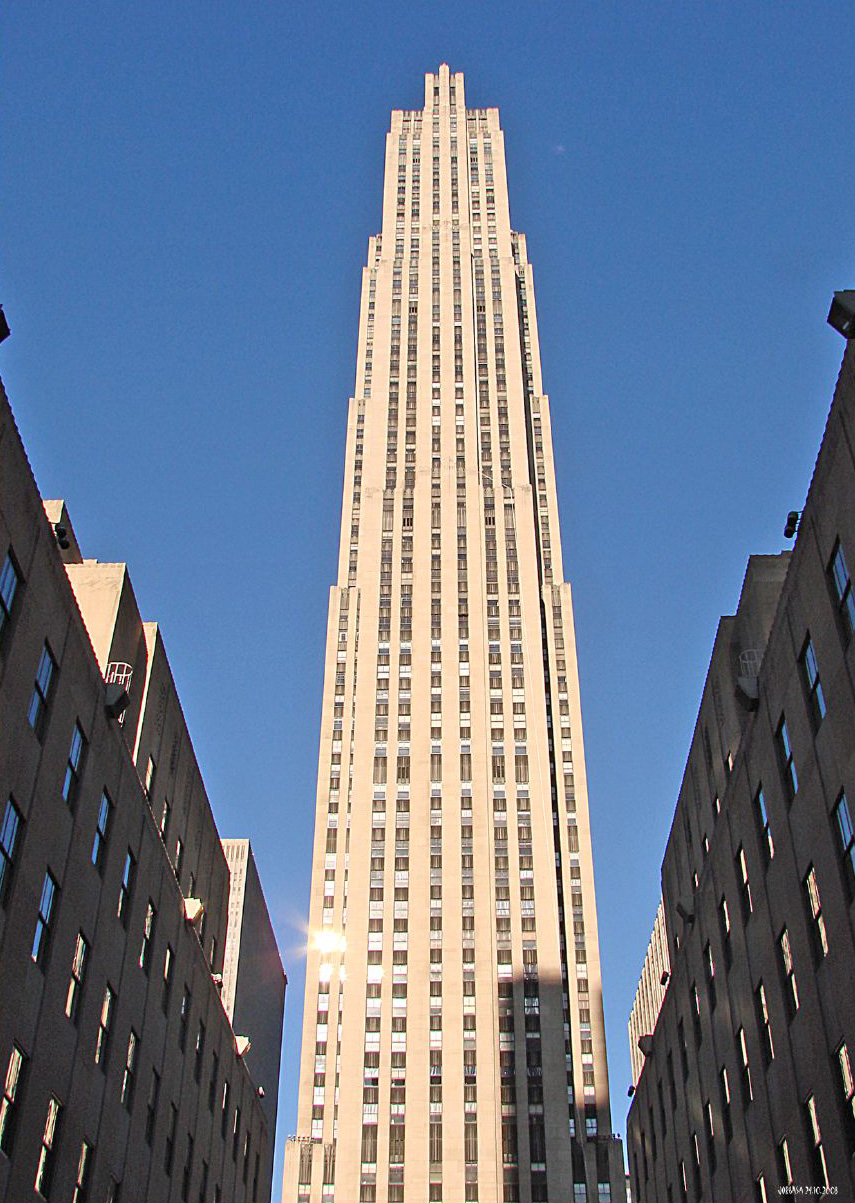 Hotels Near Rockefeller Plaza Nyc