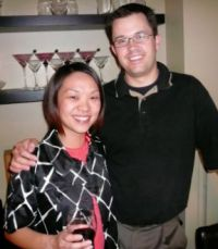 Monica Chan-Strauss , and Tom Strauss