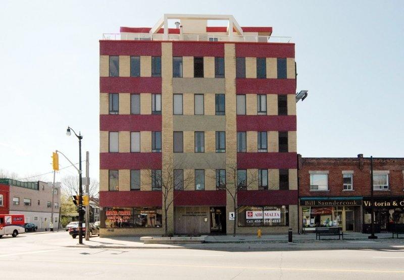 1 St Johns Road Unit 201 - West Toronto - High Park