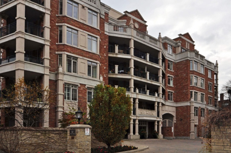 10 Old Mill Trail #501 - West Toronto - The Kingsway