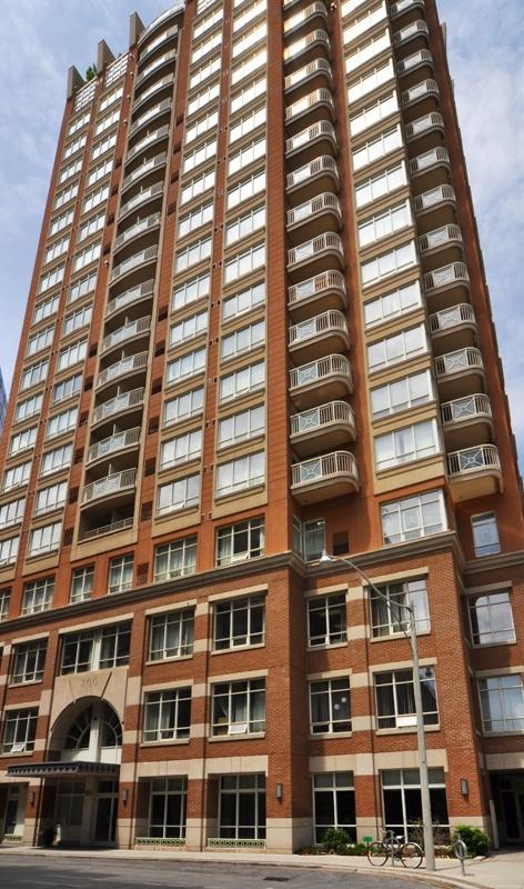 100 Hayden Street #906 - Central Toronto - Downtown