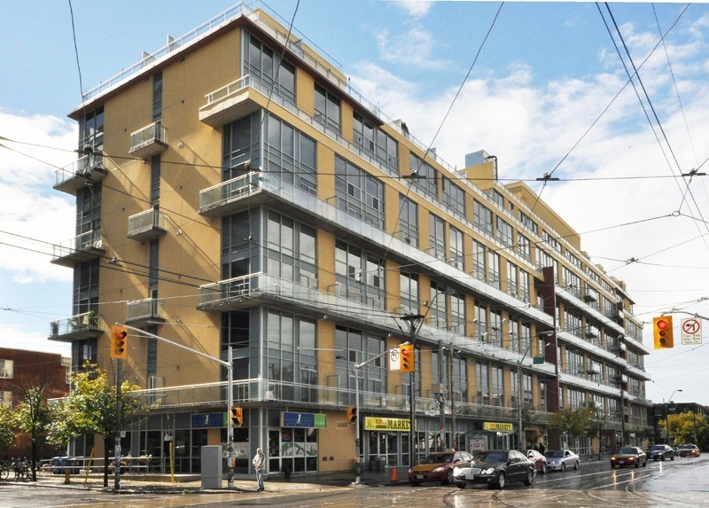 1029 King Street West, Unit 417 - Central Toronto - King West Village