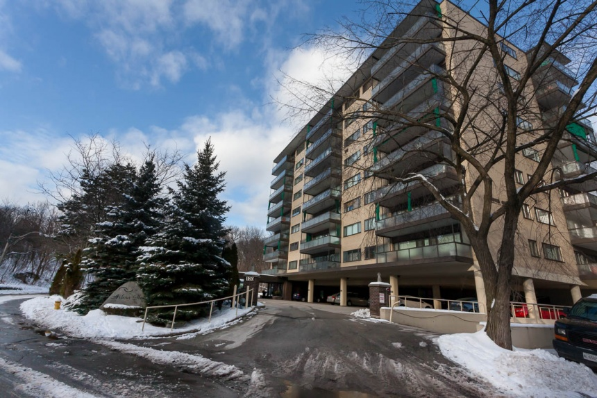 120 Rosedale Valley Road #305 - Central Toronto - Rosedale