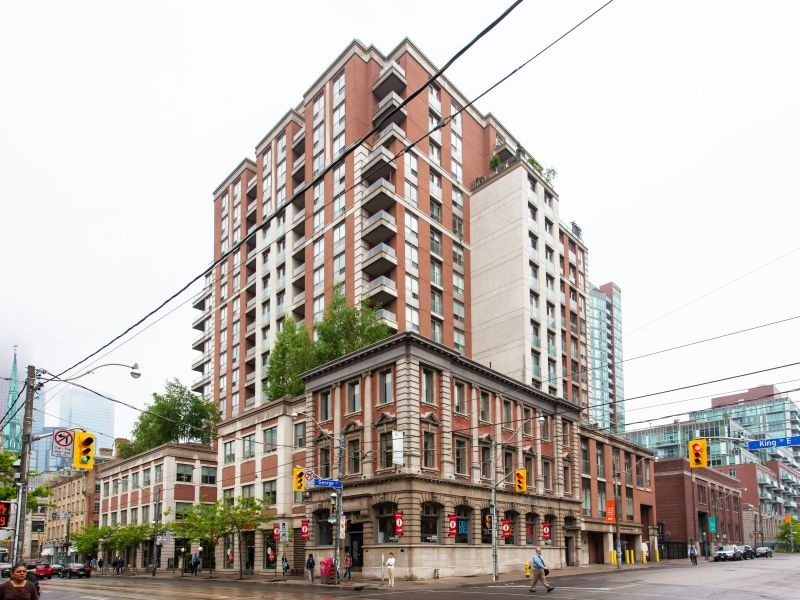 168 King Street East #1404 - Central Toronto - Downtown
