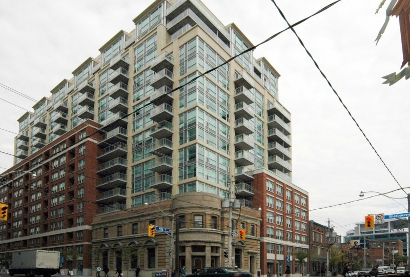 230 King Street East Unit 306 Central Toronto Downtown