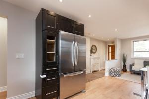kitchen fridge