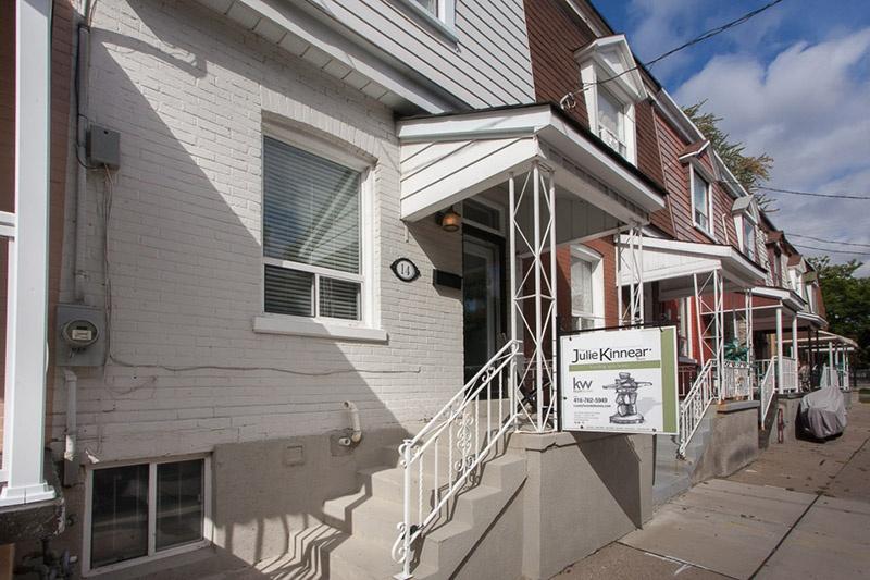 14 Frankish Avenue - Central Toronto - Brockton Village