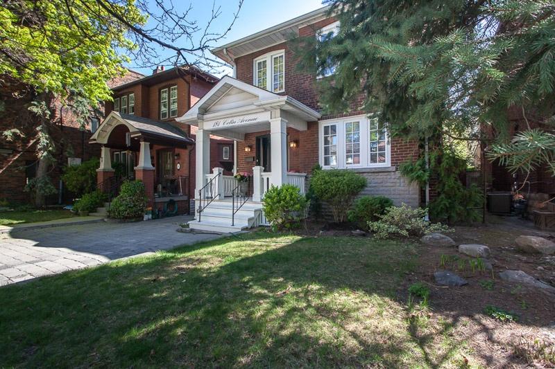181 Colin Avenue - Central Toronto - Chaplin Estates